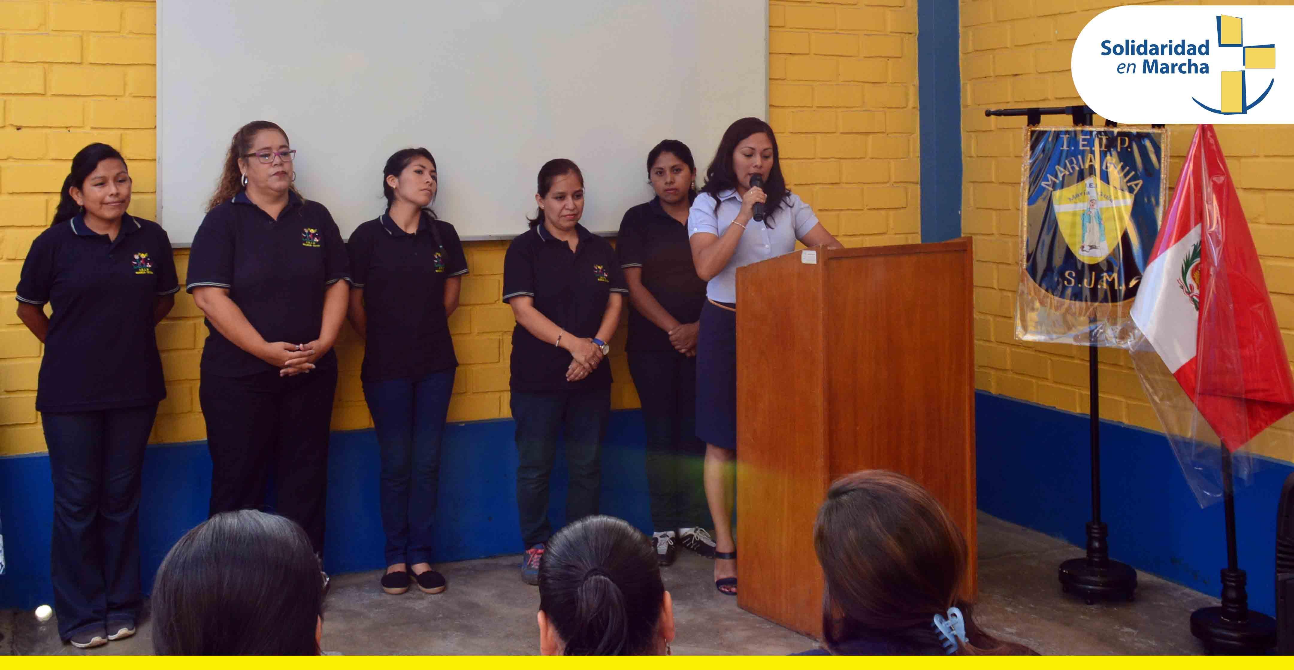 Red Educativa SEM realizó primera reunión de padres de familia 2018