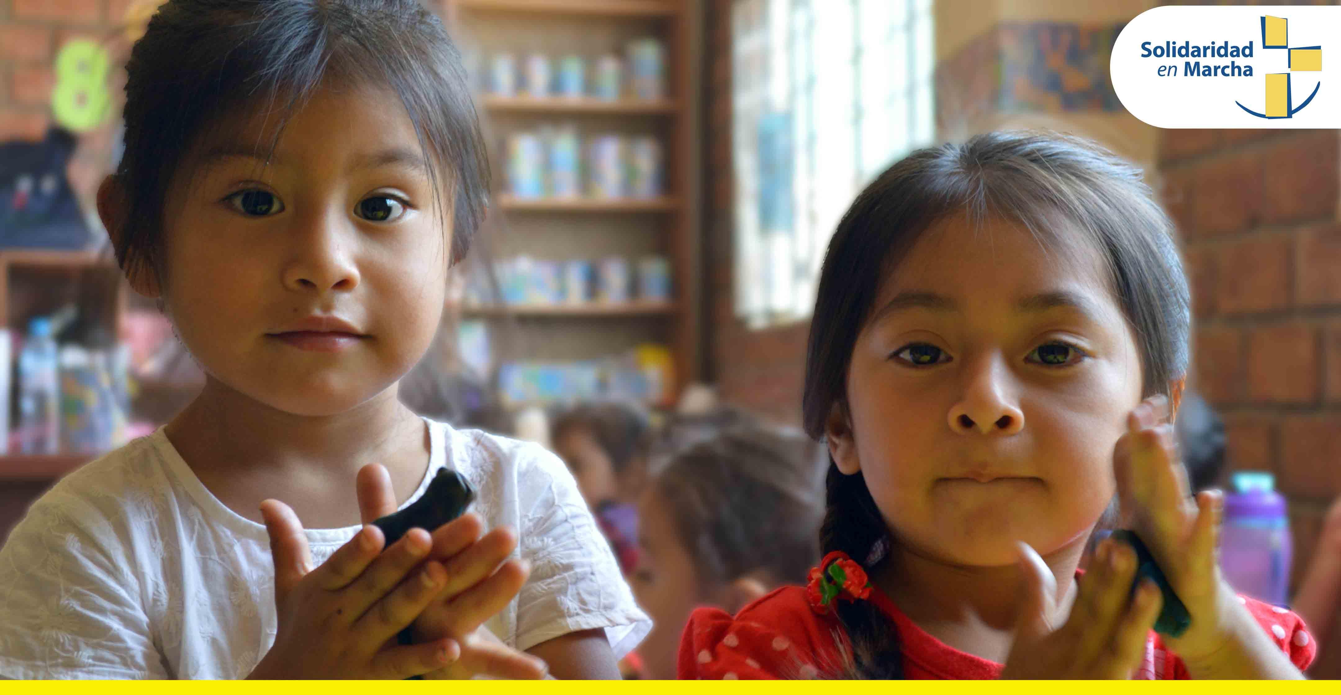Aun tenemos 48 niños sin padrinos ¡Tú puedes ayudarnos!