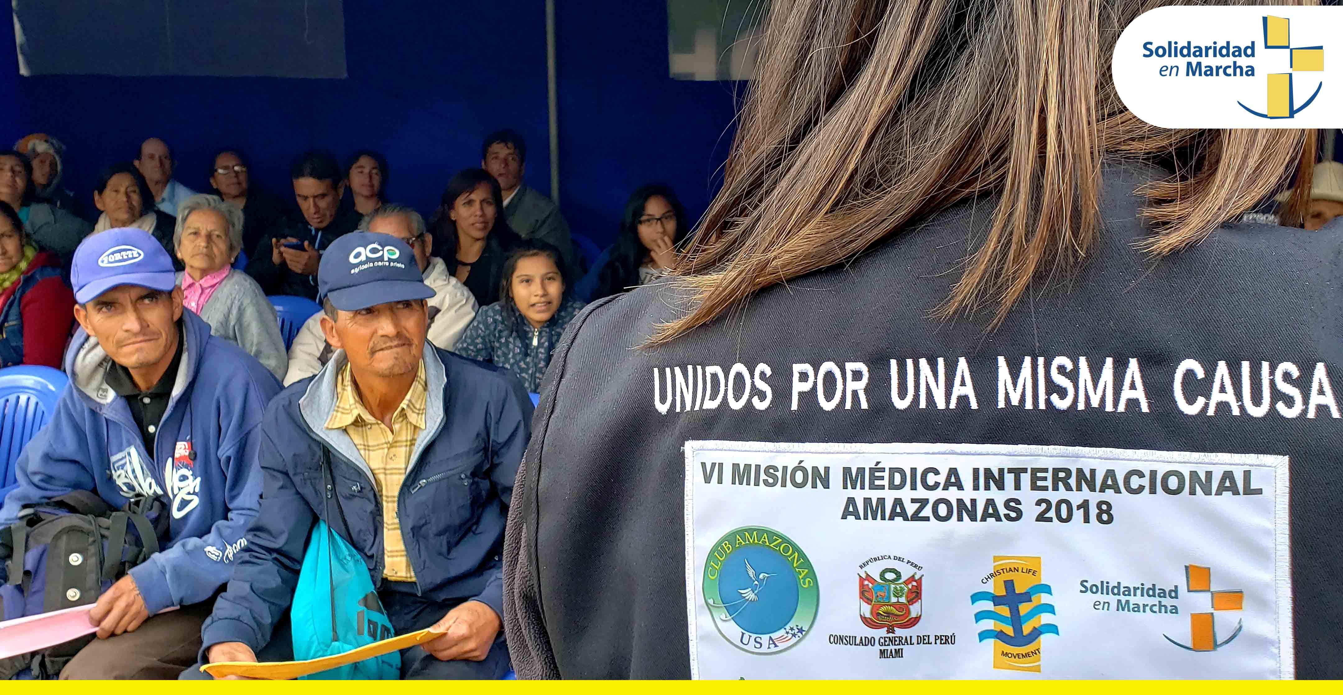 Misión Médica Internacional en Amazonas logra más de 5500 atenciones médicas