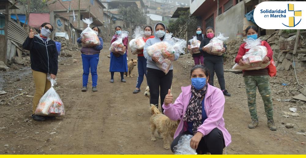 """Campaña """"Apadrina una Familia"""" beneficia a 3736 personas"""