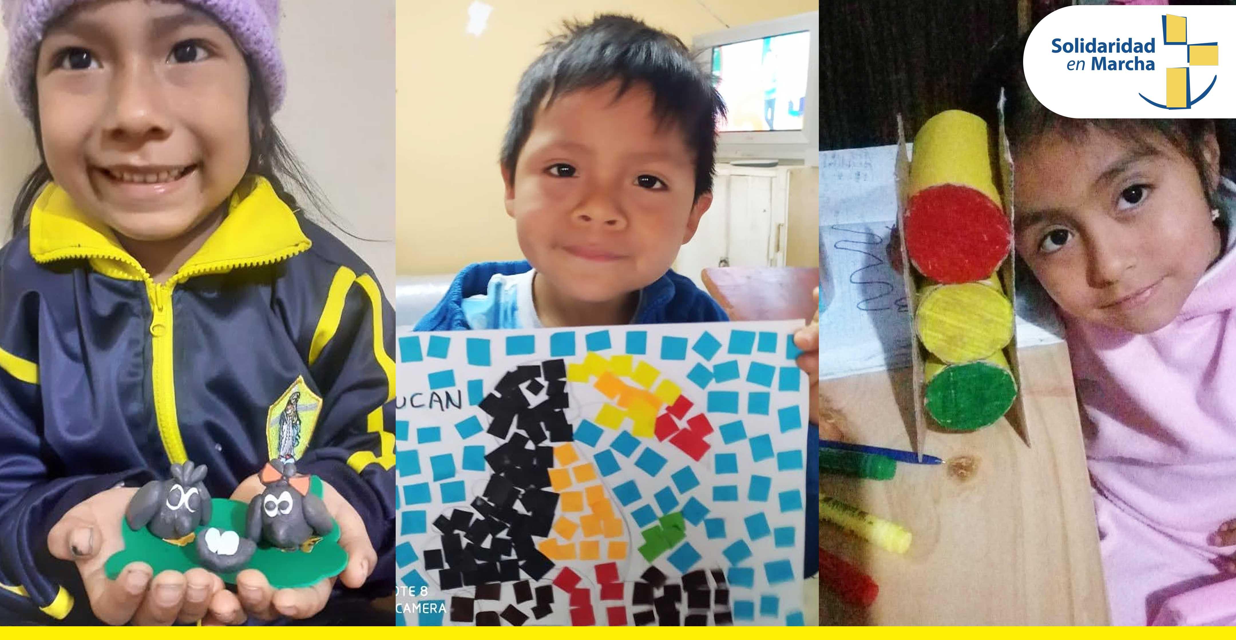 Nidos solidarios: brindan educación de calidad