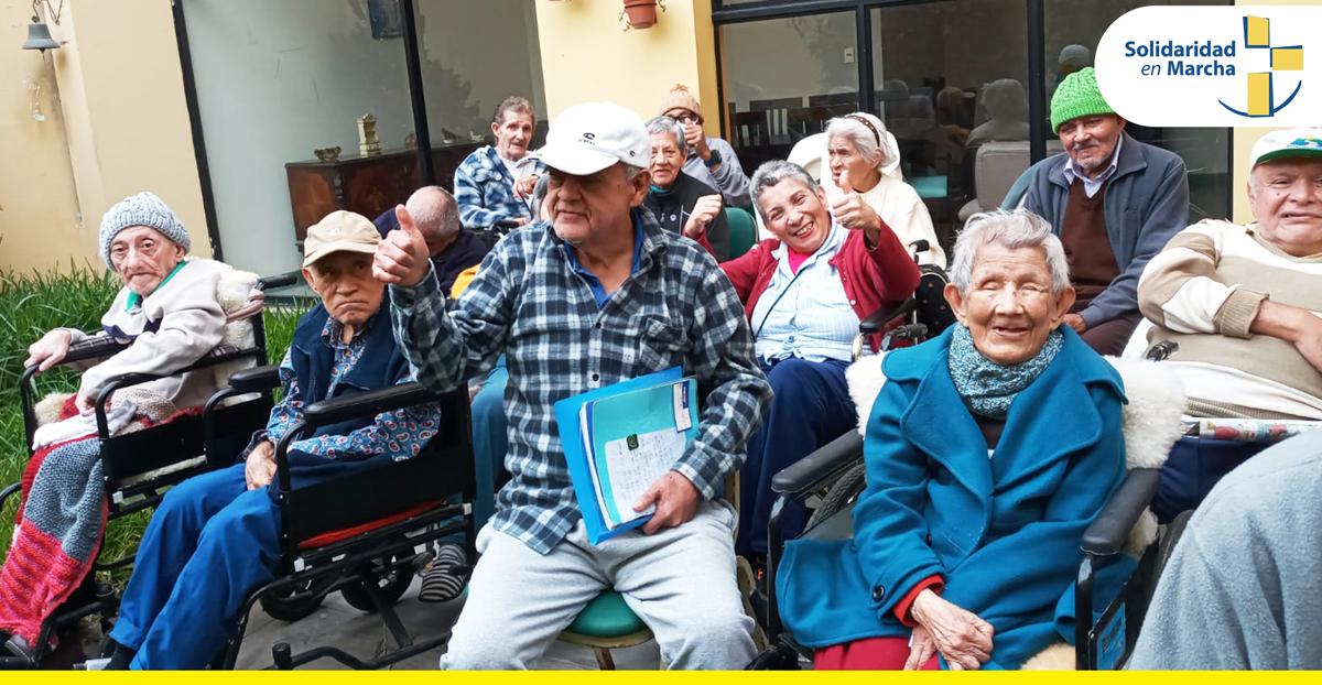 ¡Aún puedes cambiar historias! ¡Ayuda a un abuelito!